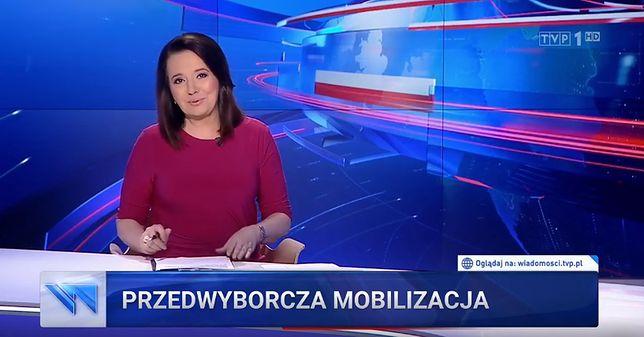 """""""Laurka"""" """"Wiadomości"""" TVP dla Andrzeja Dudy"""