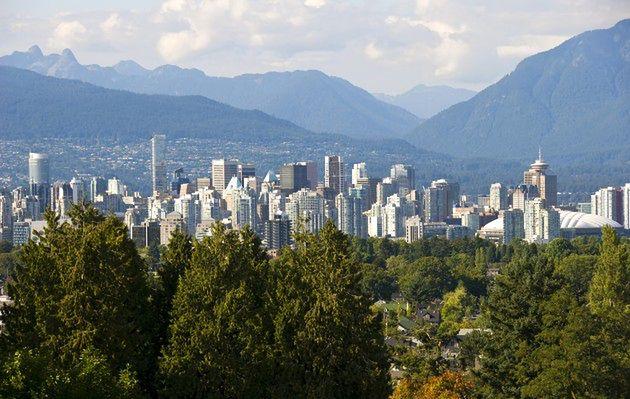 Miejsce 10. Vancouver, Kanada