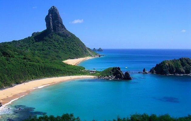 Piękny zakątek Brazylii