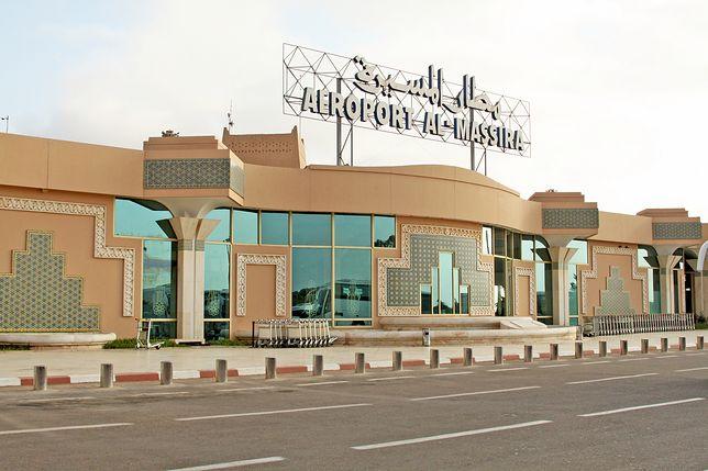 Lotnisko Agadir-Al Massira obsługuje rocznie ponad 1,5 mln pasażerów