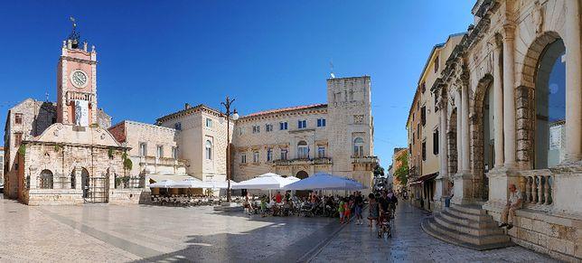 Wczasy w Chorwacji - Zadar