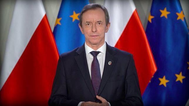 Wybory 2020. Marszałek Senatu Tomasz Grodzki zwraca się do Polaków za granicą z okazji Dnia Polonii