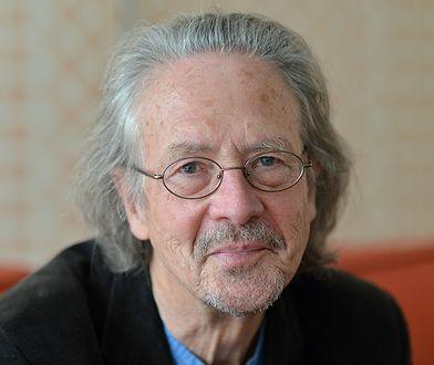 Peter Handke jest laureatem Literackiej Nagrody Nobla 2019