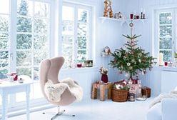 Mroźne świąteczne dekoracje, które zaczarują wystrój wnętrz