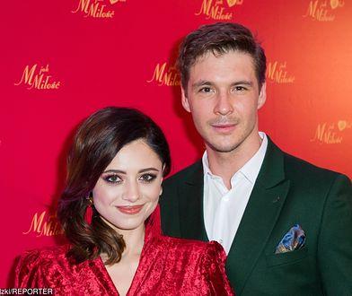 Mikołaj Roznerski i Adriana Kalska szykują się do ślubu
