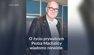 Piotr Machalica zakochany. Długo ukrywał nową miłość
