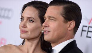 Angelina Jolie i Brad Pitt razem na premierze w 2015 r. Takie chwile to już niestety przeszłość