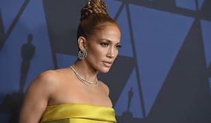 Jennifer Lopez pojawiła się na gali Governors Awards