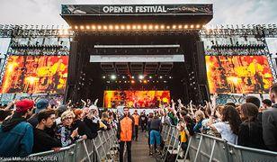 Podano rozpiskę godzinową tegorocznej edycji Open'er Festival