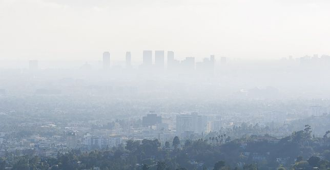 Smog może mieć wpływ na przestępczość - twierdzą naukowcy