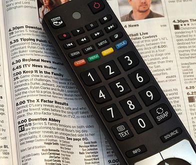 Telewizor, dekoder, konsola. Jeden pilot do wszystkiego