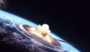 Są dowody na wyginięcie dinozaurów przez uderzenie asteroidy