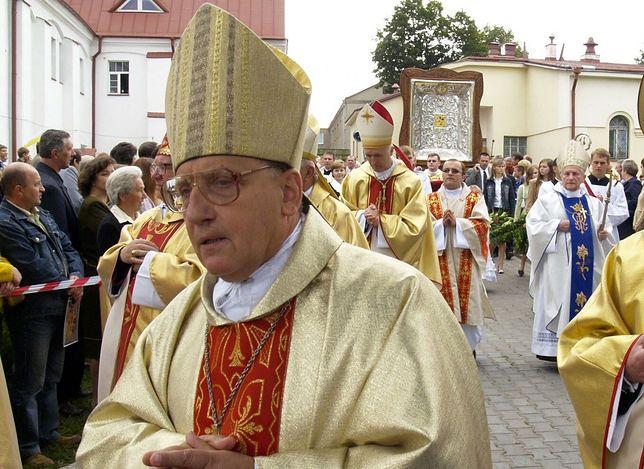 Abp Tadeusz Kondrusiewicz wrócił na Białoruś