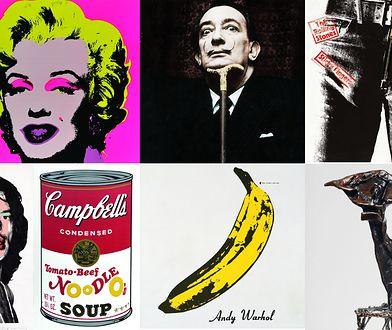 """""""Dali kontra Warhol"""". 120 prac obu artystów na wystawie w PKiN"""