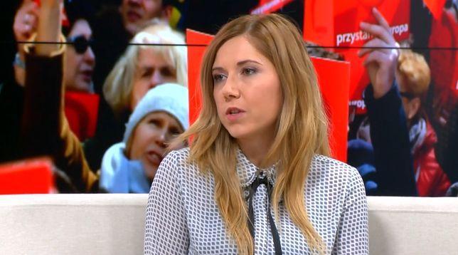 Kamila Baranowska o przesłuchaniu Tuska: chcę wierzyć, że prokuratura działa bez porozumienia z PiS