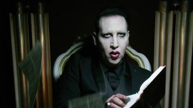 Tak Marilyn Manson komentuje wybory? Opublikował szokujące wideo