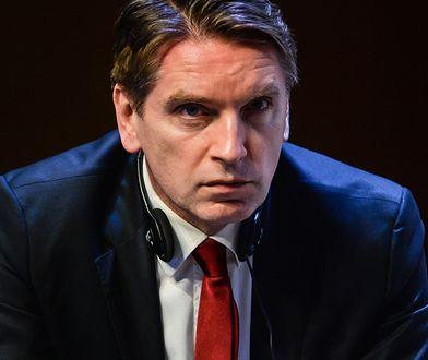 """Pytanie """"co z tą Polską"""" Tomasz Lis zacznie wkrótce zadawać prawdopodobnie jako polityk."""