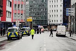 Niemcy. Atak nożownika we Frankfurcie