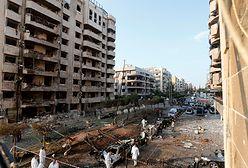 Izrael stoi za zamachem na ambasadę Iranu w Libanie? Ostre oskarżenia Teheranu