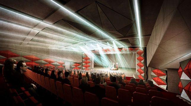 Teatr Kwadrat przejdzie generalny remont