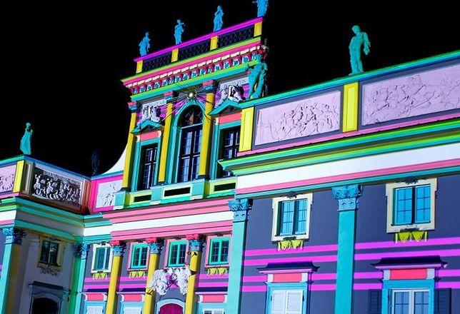 Wilanów Palace Video Mapping Show (ZDJĘCIA)