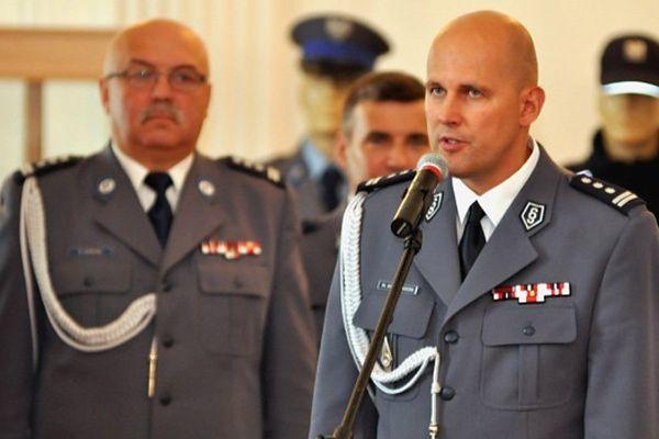 Warszawska policja ma nowego szefa