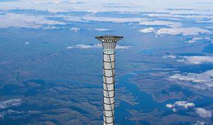 Kanadyjczycy chcą zbudować 20-kilometrową wieżę