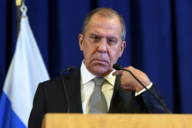 Ławrow apeluje o dopuszczenie Rosji do dochodzenia ws. ataku na Skripala