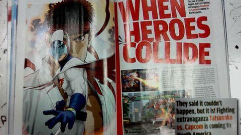 Tatsunoko vs. Capcom wyjdzie po angielsku!