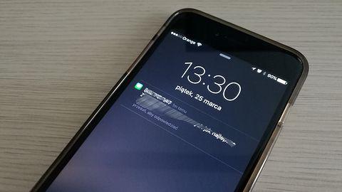 Fałszywe SMS-y od sanepidu.Informują o pozytywnym wyniku testu na COVID-19