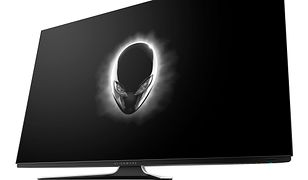 55-calowy monitor Alienware