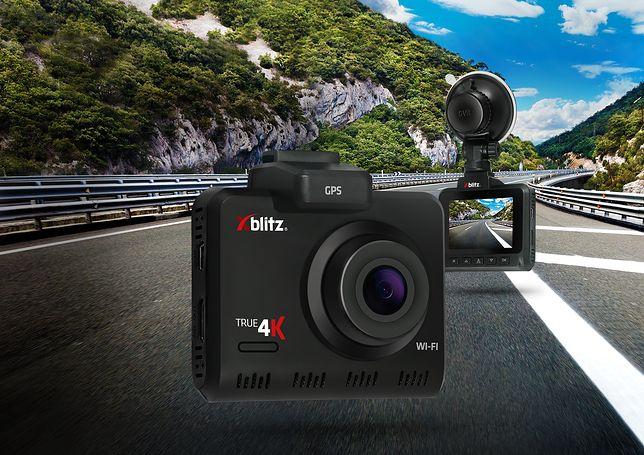 W końcu prawdziwa rewolucja! Najlepsza kamera samochodowa z prawdziwym 4K – Xblitz True 4K
