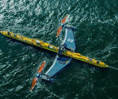 Energia z wody. Orbital Marine O2 - najpotężniejsza turbina pływowa świata