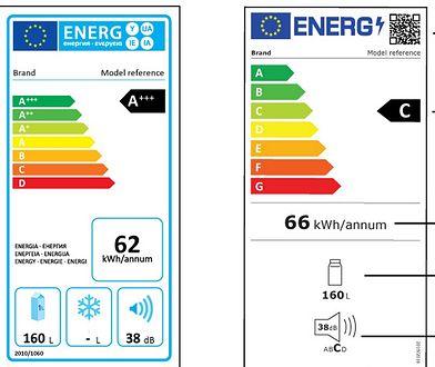 Nowe etykiety energetyczne. Komisja Europejska wprowadzi w 2021 roku