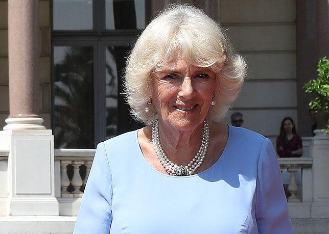 Księżna Camilla pokazała, jak wygląda jej prywatny gabinet.