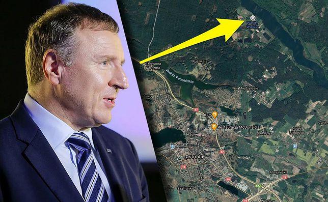 Jacek Kurski organizuje Sylwestra Marzeń TVP w Ostródzie