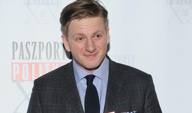 """Szczepan Twardoch jest autorem """"Króla"""" i współautorem scenariusza do serialu"""