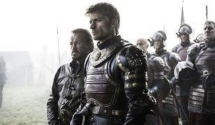 Nikolaj Coster-Waldau w roli Jaimiego Lannistera