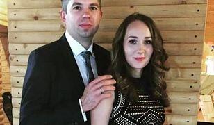 Martyna i Paweł Szakiewicz tworzą szczęśliwą rodzinę