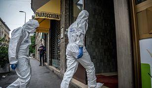 Koronawirus. Włochy. Bliscy zmarłych pozwali władze, chcą 100 mln euro