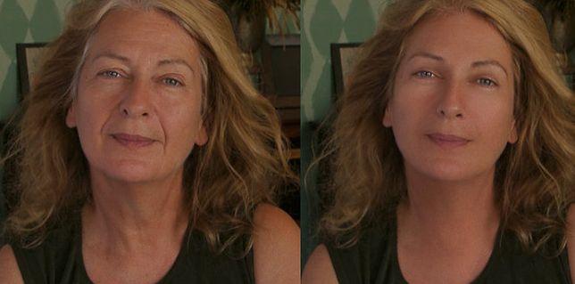 Ile lat ma ta kobieta? Niesamowity efekt