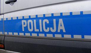 Nagroda dla policjanta od konfetti dla ministra