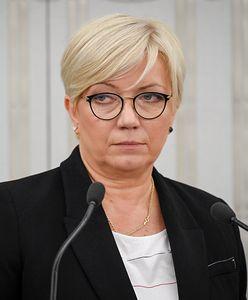 """Julia Przyłębska chce bronić TK. """"Zdarzają się groźby, ale nie dam się zastraszyć"""""""