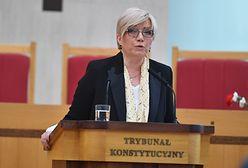 """Prezes Trybunału Konstytucyjnego z ochroną SOP. """"Przyłębska ma wielu wrogów"""""""