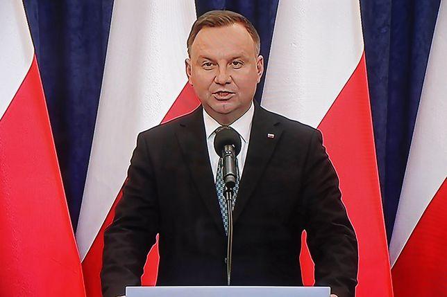 Wybory prezydenckie 2020. Andrzej Duda o terminie wyborów: może być nie do utrzymania