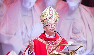 Arcybiskup Głódź straci stopień generalski? Jest reakcja Pałacu Prezydenckiego