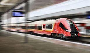 Utrudnienia w kursowaniu pociągów podmiejskich.