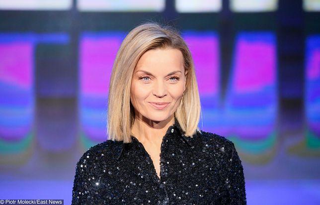 Małgorzata Foremniak wygląda jak nastolatka w najnowszym spocie dla TVN
