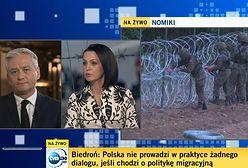 """Diana Rudnik upomniała gościa w studiu: """"Proszę nie używać takich określeń"""". Chodziło o słowa Biedronia"""