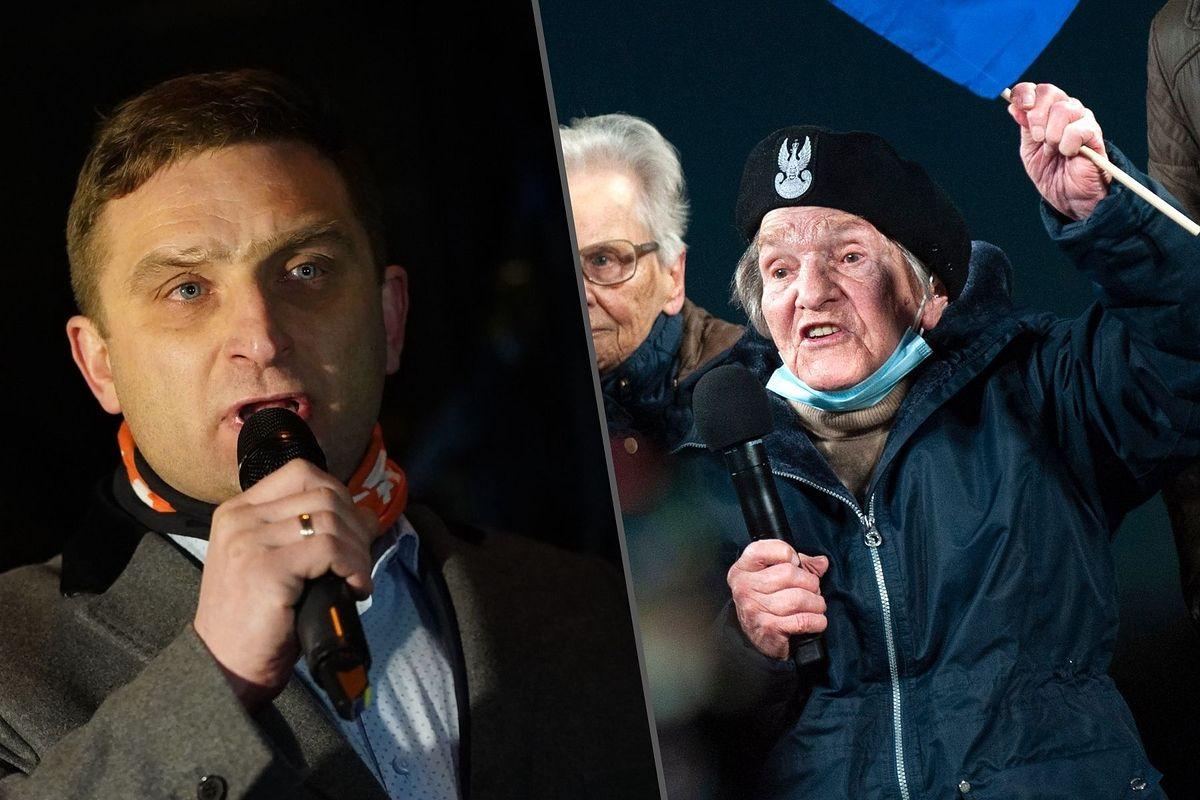 Wanda Traczyk-Stawska chce zdelegalizować działalność Roberta Bąkiewicza